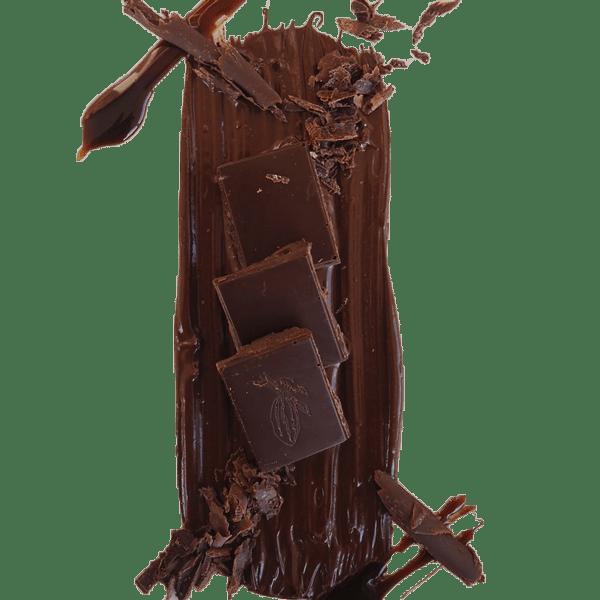 Dark chocolate.